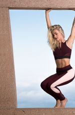 JULIANNE HOUGH for MPG Sport Fall 2017 Collection