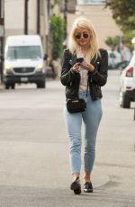 JULIANNE HOUGH Out and About in Studio City 11/16/2017