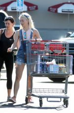 JULIANNE HOUGH Out Shopping in Hollywood 11/26/2017