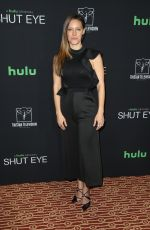 KADEE STRICKLAND at Shut Eye TV Show Premiere in Los Angeles 11/28/2017