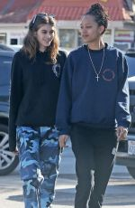 KAIA GERBER Out and About in Malibu 11/27/2017