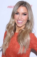 KAITLYN BRISTOWE at Home for the Holidays Opening Night in New York 11/21/2017