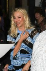 KALEY CUOCO 7th Annual Stand Up for Pits at Avalon Nightclub in Hollywood 11/05/2017