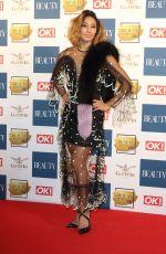 KAREN CLIFTON at OK! Magazine Beauty Awards in London 11/28/2017