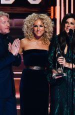 KAREN FAIRCHILD at 51st Annual CMA Awards in Nashville 11/08/2017