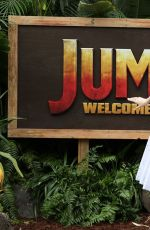 KAREN GILLAN at Jumanji: Welcome to the Jungle Photocall in Kapolei 11/27/2017