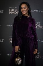 KARIS ANDERSON at Gigi Hadid x Maybelline Party in London 11/07/2017