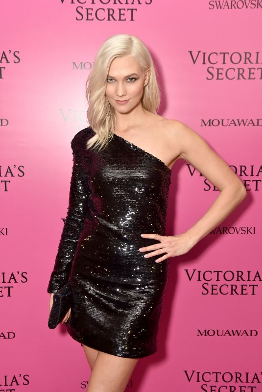 KARLIE KLOSS at 2017 VS Fashion Show After Party in Shanghai 11/20/2017