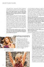 KARLIE KLOSS in Grazia Magazine, November 2017