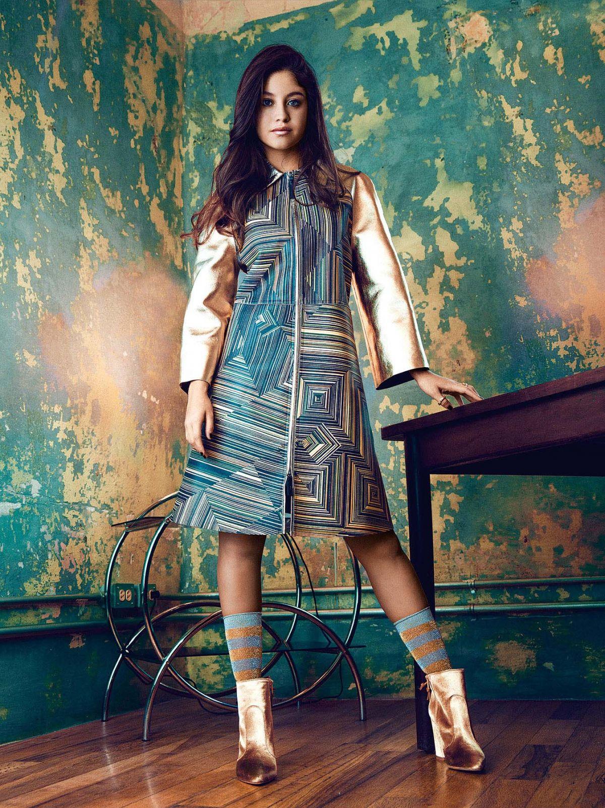 KAROL SEVILLA for Vanity Fair Magazine, Mexico October ... Megan Fox New