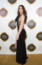 KASSIDY LYNN at 2017 Hollywood Music in Media Award in Los Angeles 11/17/2017