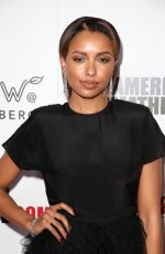 KAT GRAHAM at American Cinematheque Awards Gala Honoring Amy Adams in Beverly Hills 11/10/2017