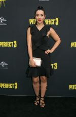 KAT HOYOS at Pitch Perfect 3 Premiere in Sydney 11/29/2017