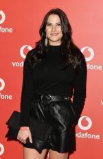 KAT SHOOB at Vodafone Passes Launch in London 11/01/2017