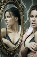 KATE BECKINSALE for Glass UK, Autumn 2017