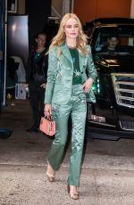 KATE BOSWORTH Arrives at CBS Studio in New York 11/07/2017