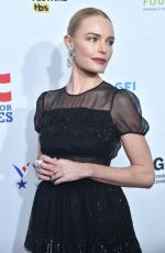 KATE BOSWORTH at 11th Annual Stand Up for Heroes in New York 11/07/2017