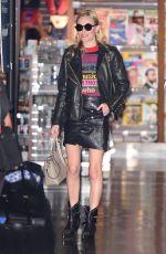 KATE BOSWORTH at JFK Airport in New York 11/030/2017