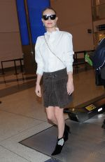 KATE BOSWORTH at Los Angeles International Airport 11/08/2017