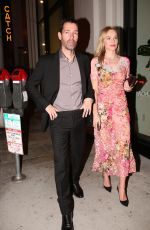 KATE BOSWORTH Leaves Instyle Event in Los Angeles 11/16/2017