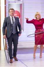 KATE GARRAWAY at Good Morning Britain TV Show in London 11/03/2017