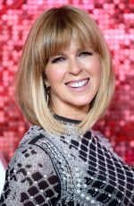 KATE GARRAWAY at ITV Gala Ball in London 11/09/2017