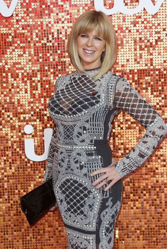 KATE GARRAWAY at ITV Gala Ball in London 11/09/2017
