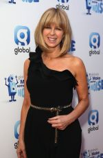 KATE GARRAWAY at Make Some Noise Night in London 11/23/2017