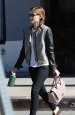 KATE MARA Leaves a Gym in Los Angeles 11/08/2017