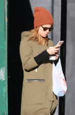 KATE MARA Out in New York 11/10/2017