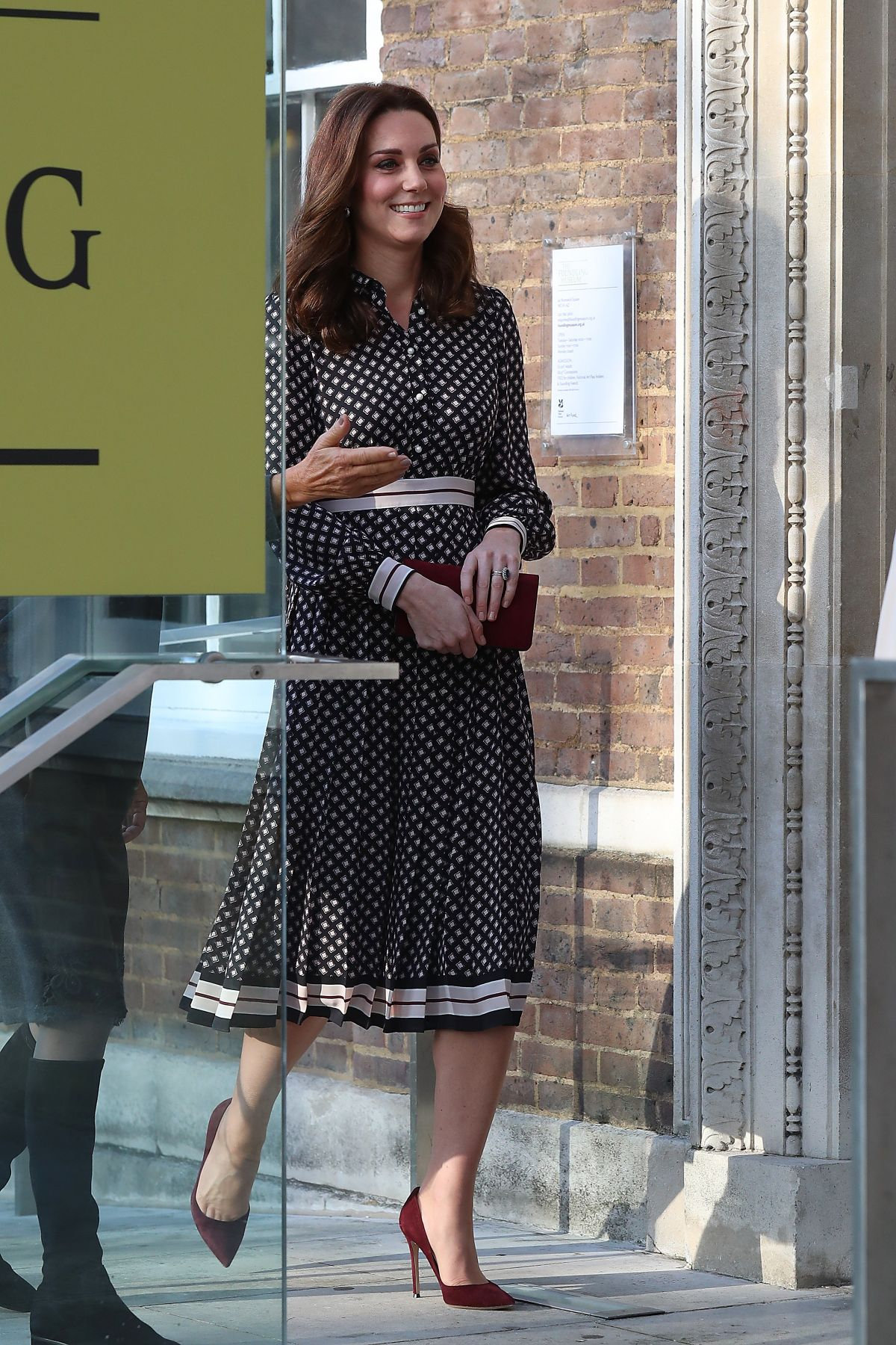 Kate Middleton At Foundling Museum In London 11 28 2017