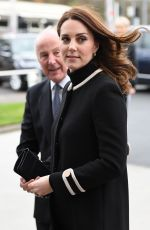 KATE MIDDLETON at Jaguar Land Rover