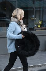 KATE MOSS Out in Primrose Hill 11/06/2017