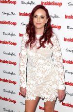 KATE OATES at Inside Soap Awards 2017 in London 11/06/2017