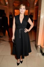 KATE WINSLET at Harper's Bazaar Women of the Year Awards in London 11/02/2017