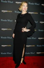 KATE WINSLET at Wonder Wheel Special Screening in New York 11/14/2017
