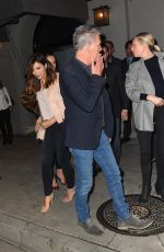 KATHARINE MCPHEE and David Foster at Craig