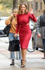 KATHARINE MCPHEE Arrives at ABC Studios in New York 11/22/2017