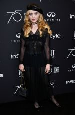 KATHRYN NEWTON at HFPA & Instyle Celebrate 75th Anniversary of the Golden Globes in Los Angeles 11/15/2017