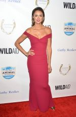 KATIE CLEARY at An Evening with Wildaid in Beverly Hills 11/11/2017