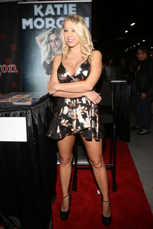 KATIE MORGAN at Exxxotica Expo 2017 in New Jersey 11/03/2017