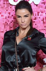 KATIE PRICE at ITV Gala Ball in London 11/09/2017