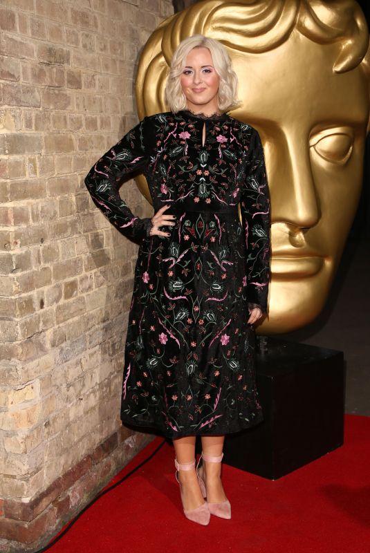 KATIE THISTELTON at Bafta Children's Awards 2017 in London 11/26/2017