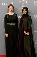 KAYA SCODELARIO at Ajyal Youth Film Festival Opening in Doha 11/29/2017