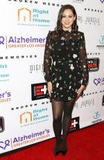 KELEN COLEMAN at Broken Memories Premiere in Los Angeles 11/14/2017