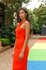 KELLY GALE at Swarovski Rainbow Paradise Spring/Summer 18 Collection Launch in Sydney 11/24/2017