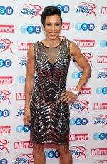 KELLY HOLMES at Pride of Sport Awards in London 11/22/2017