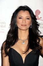 KELLY HU at St. Jude Against All Odds Celebrity Poker Tournament in Las Vegas 11/03/2017