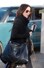KELLY MONACO Out and About in Los Angeles 11/03/2017