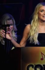 KELSEA BALLERINI at Ascap Country Music Awards 2017 in Nashville 11/06/2017